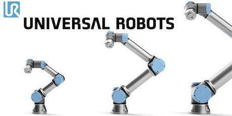 Universal Robots event tickets
