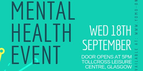 Positive Mental Health Event for Young People tickets