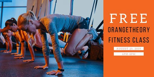Free OrangeTheory Fitness Workout - First-Timers Only