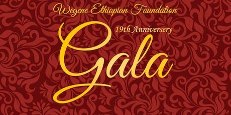 Wegene Ethiopian Foundation's 2019 Fundraising Gala tickets