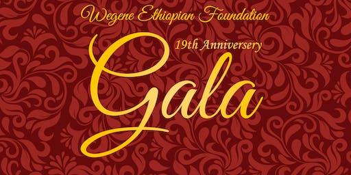 Wegene Ethiopian Foundation's 2019 Fundraising Gala