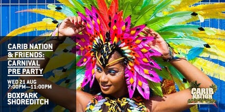 Carib Nation & Friends: Carnival Pre Party  tickets