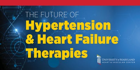 The Future of Hypertension & Heart Failure Therapies tickets