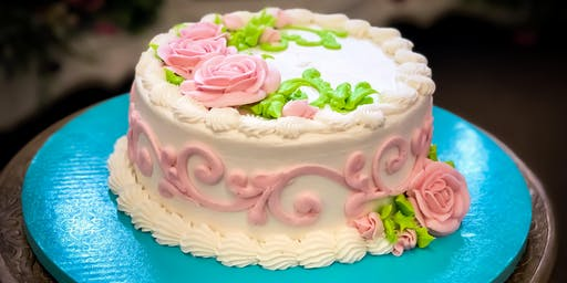 Copy of Copy of Beginners Cake Class