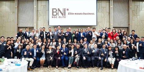 BNI BGC ELITE BUSINESS OPEN DAY tickets