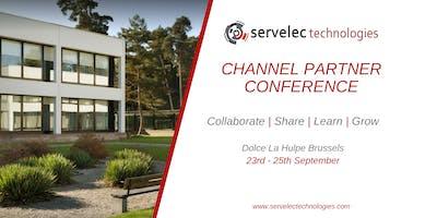 Servelec Technologies - Channel Partner Event 2019