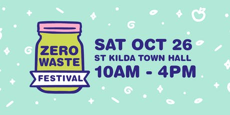 Zero Waste Festival 2019 tickets