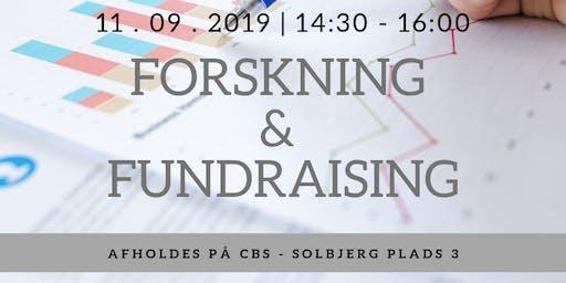 Hvad kan forskning bidrage med til dansk fundraising?