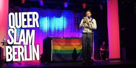 Queer Slam Berlin Tickets