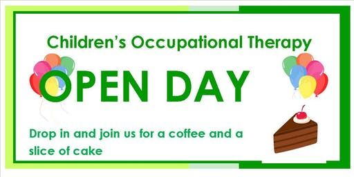 Children's Occupational Therapy Service launch
