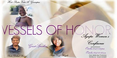 ALCC Women's Conference - Vessels of Honor
