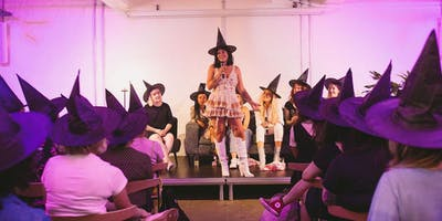 The Coven meet up, making business less lonely
