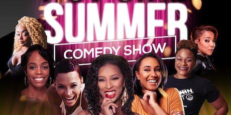 Hot Girl Summer Comedy Show tickets