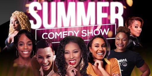 Hot Girl Summer Comedy Show
