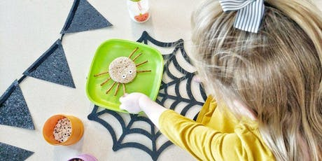1pm October Kids  Cooking  tickets