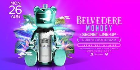 Belvedere Monday tickets
