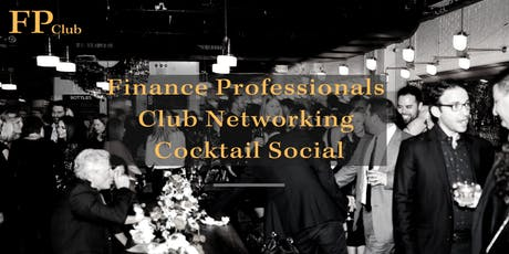 Banking & Finance Professionals Networking Party @ TRAMP Mayfair | Live Music | tickets