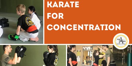 Karate For Concentration tickets