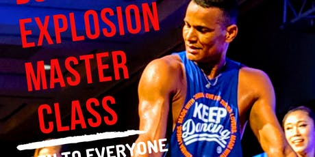 DOMINICAN EXPLOSION MASTER CLASS tickets