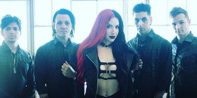 New Years Day + Ded @ Outland Ballroom