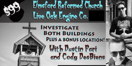 Elmsford Paranormal Recon: Ghost Hunt Village of Elmsford tickets