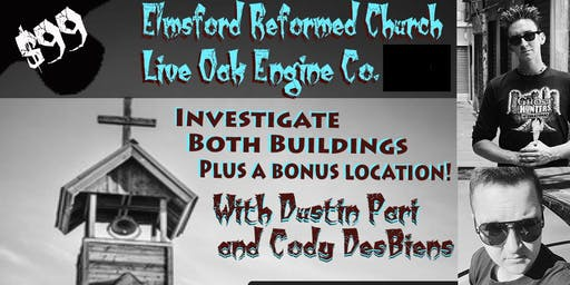 Elmsford Paranormal Recon: Ghost Hunt Village of Elmsford