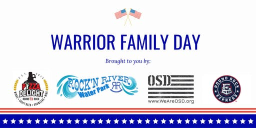 OSD Warrior Family Day