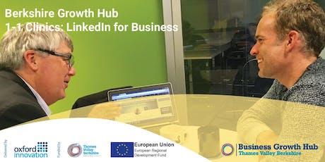 LinkedIn for Business Taster Workshop - 12 September 2019, Ocean House, Bracknell tickets