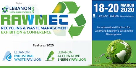 RAWMEC - Recycling and Waste Management Exhibition and Conference tickets