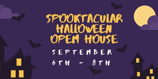 Spooktacular Halloween Open House