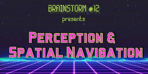 Brainstorms #12 - Perception & Spatial Navigation