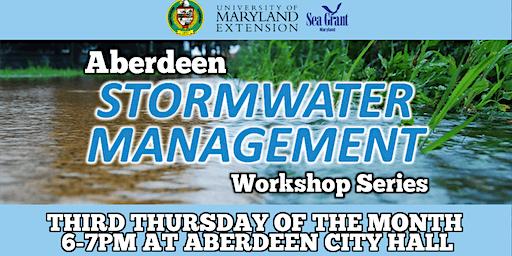 Aberdeen Stormwater Management Workshop Series