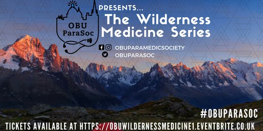 The OBU ParaSoc Wilderness Medicine Series 1