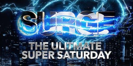 Surge Super Saturday Atlanta  tickets