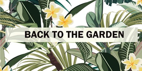Back To The Garden tickets