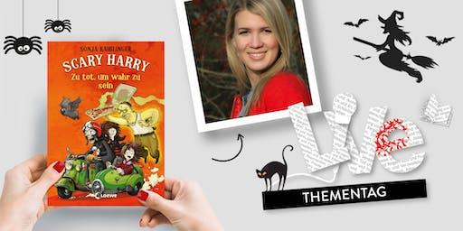 THEMENTAG: Das große Gruseln - Krimi-Lesung für Kids