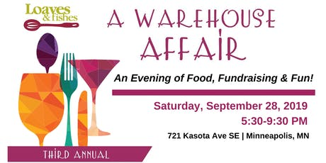 A Warehouse Affair tickets