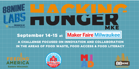 Hacking Hunger Milwaukee tickets