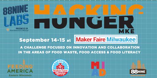 Hacking Hunger Milwaukee