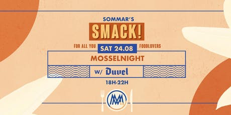 SMACK / Mosselnight tickets