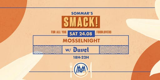 SMACK / Mosselnight