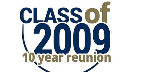 Sanborn Class of 2009 10 year reunion tickets