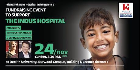 Fund Raising Event  & Performance by Bushra Ansari and Behroz Sabzwari tickets