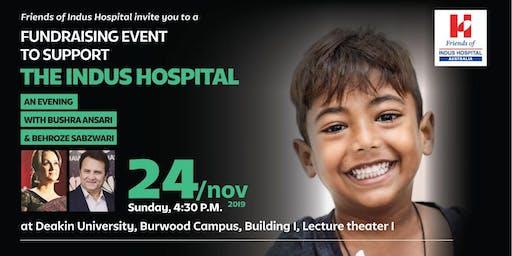 Fund Raising Event  & Performance by Bushra Ansari and Behroz Sabzwari
