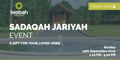 Eternal Gardens Sadaqa Jariyah Event - A Gift for Loved Ones