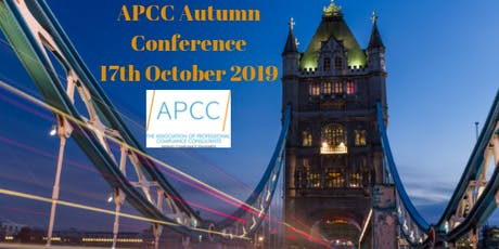 APCC Autumn Conference  tickets