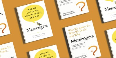 Stephen Martin & Joseph Marks: Who We Listen To, Who We Don't, And Why