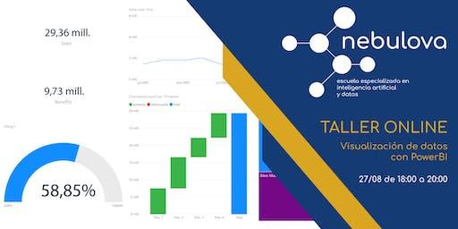 Visualización de datos con Power BI (Data Analytics)