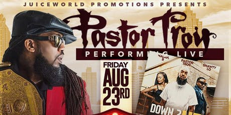 Pastor Troy performing LIVE! tickets