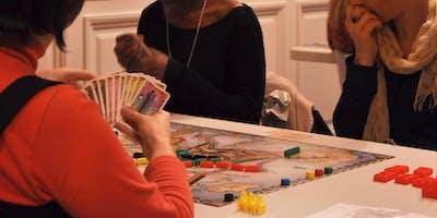 Allez:NL - Babbel en speel: gezelschapsspelletjes in Muntpunt